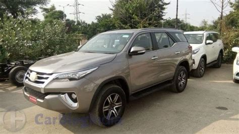 Launch Date Of Toyota In India New 2016 Toyota Fortuner India Gt Gt Price Specification