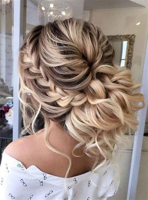 blonde bob updo cutest natural updo hairstyles 2018 hairstylesco