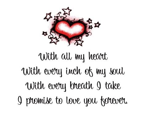 Forever In i will you forever quote