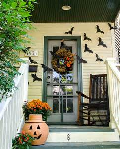 Halloween Front Porch Decorations Halloween Home Decor