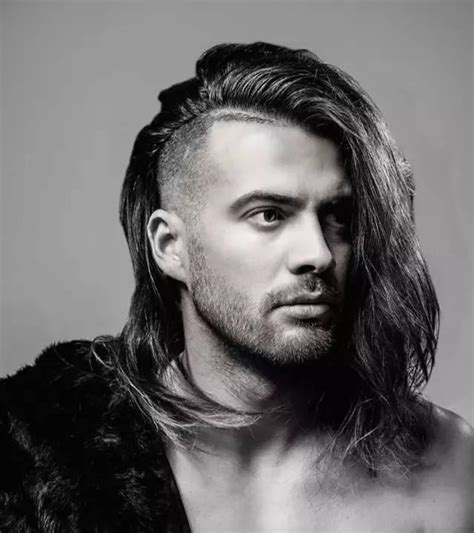 photo of hairstyle that is longer on one side 40 new men s hairstyle trends 2016 atoz hairstyles