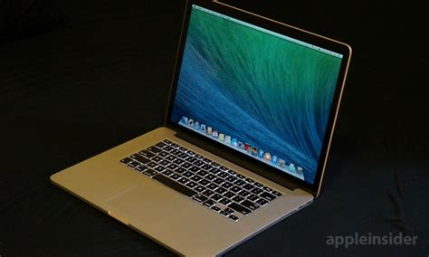 Macbook Pro 15 Inch Late review apple s late 2013 15 inch macbook pro with retina display