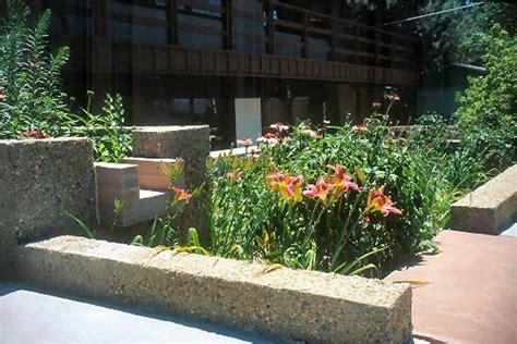 Gutter Planter Box by Green Infrastructure Region 8 Us Epa