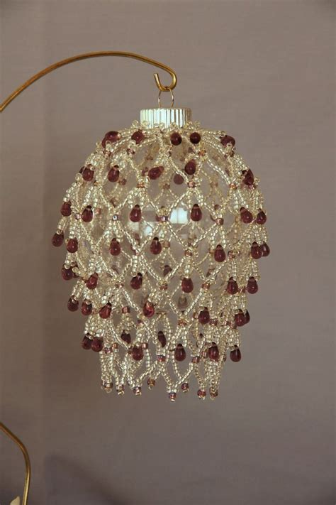 1000 images about beaded christmas tree ornament on
