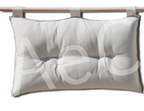 testiere letto a cuscino testiera letto a cuscino bali basic con kit ancoraggio
