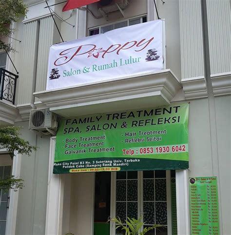 poppy salon rumah lulur home - Salon Lulur
