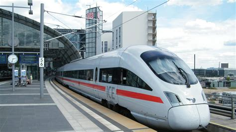 deutsche bagn deutsche bahn wants self driving international network