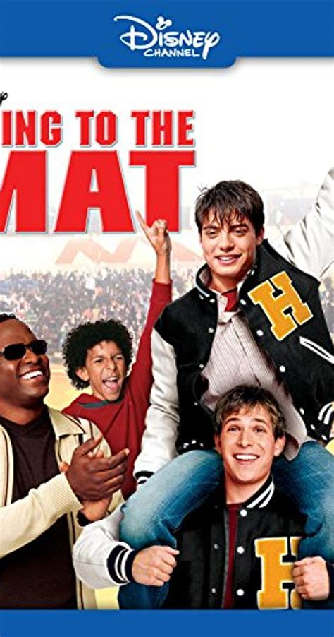Disney Going To The Mat - going to the mat tv 2004 imdb
