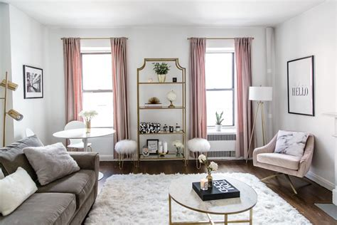 sitting room living room tour living room transformation nyc