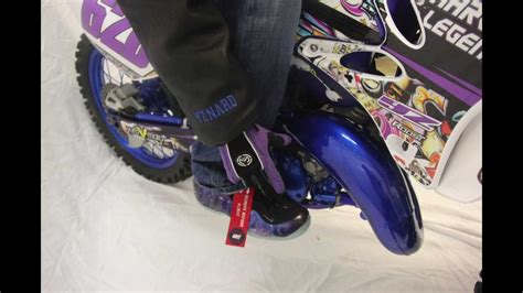 custom motocross bikes custom powdercoated dirt bike youtube