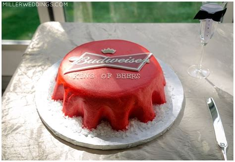 budweiser cake the 25 best budweiser cake ideas on can