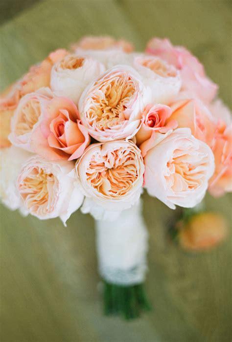 fiori color pesca matrimonio color pesca uno stile semplice e naturale