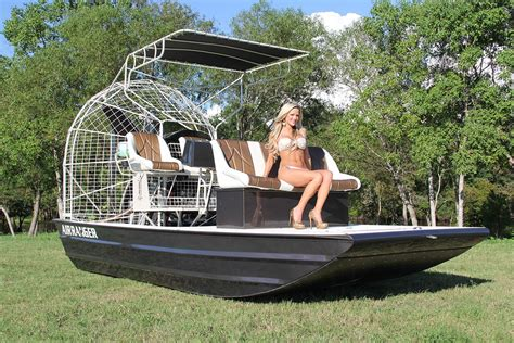 airboat build american airboat corp custom builds want some action