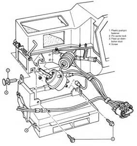 96 toyota camry air conditioner duct diagram diagram for dash removingfrom 1997 crown fixya