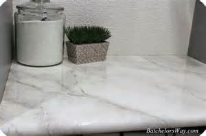 how to paint faux marble countertop remodelaholic 30 diy faux marble countertops