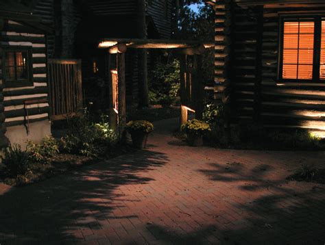 Moonlight Landscape Lighting Landscape Lighting Moonlight Eclectic Landscape Philadelphia By Botanical Lighting