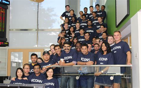 Uconn School Of Business Mba Center Linkedin by Mba Scavenger Hunt 2015 School Of Business