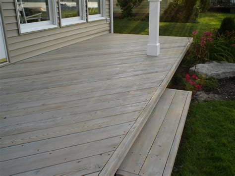 inspiring deck finish  cape  grey deck stain colors