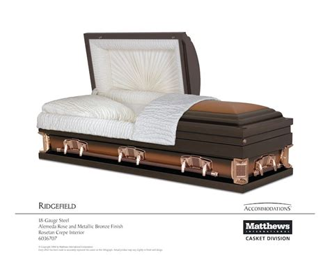 image gallery mckinley casket