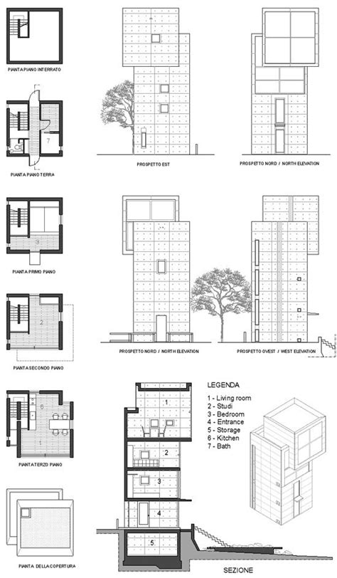 tadao ando 4x4 house plans 4 x 4 casa casa de 4 x 4 de tadao ando tadao ando pinterest house search and