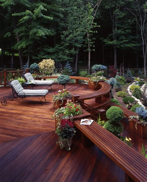 Outdoors Home Decor by Enjoy Your Outdoors More With A Beautiful Deck Pinterest