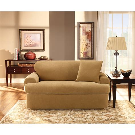 t sofa slipcover t cushion sofa slipcovers 2 sofa slipcovers you ll
