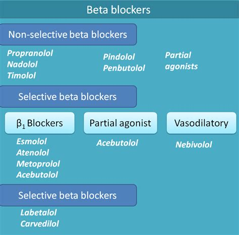 Blockers Release Classification Of Adrenergic Antagonists