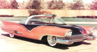 strange olde concept cars 1955 ford mystere concept car