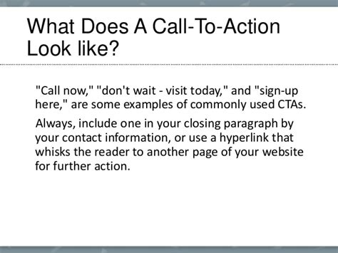 What Is A Call To In An Essay by How To Use Call To And Use It To Get More Clients