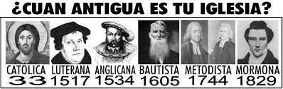 quien fundo la iglesia catolica 191 qui 233 n fund 243 tu iglesia