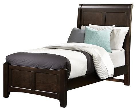 27 best images about vaughan bassett bedroom furniture vaughan bassett bonanza twin sleigh bed with low profile