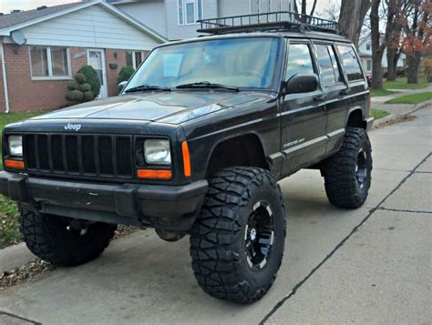 jeep xj lifted xj lift tire setup thread page 36 jeep cherokee forum
