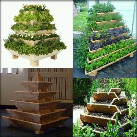 Great Gardening Ideas Herb Gardens Great Gardening Ideas Pinterest