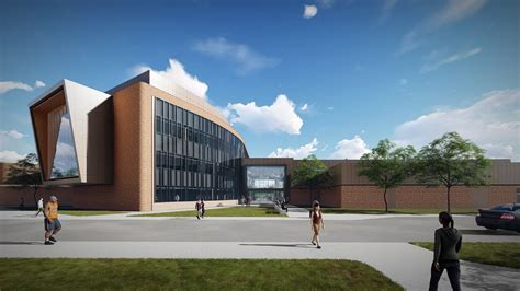 Economics Um Dearborn Mba by Um Dearborn To Open 90 Million Engineering Building By