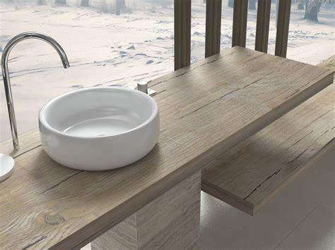 mensola legno per lavabo da appoggio mensole per lavabo da appoggio arredo bagno finiture legno