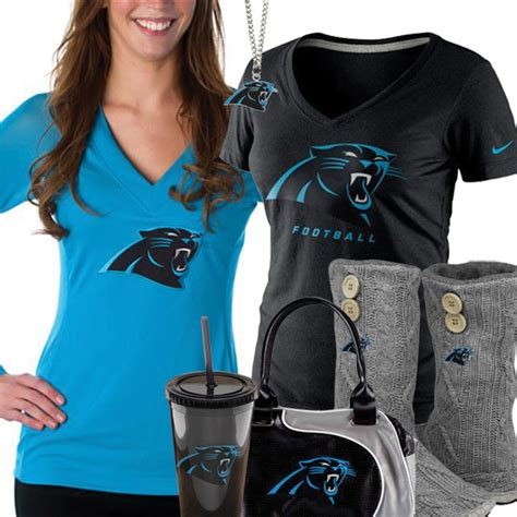carolina panthers fan shop carolina panthers nfl fan gear carolina panthers female