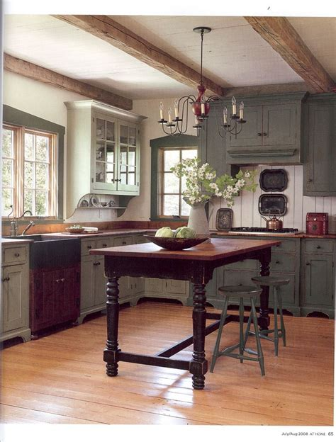best 25 colonial kitchen ideas on