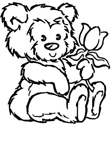 smokey bear coloring pages az coloring pages