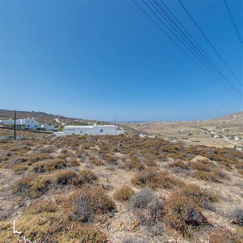 land plots for sale land for sale at chalara in mykonos greece 4000 m2