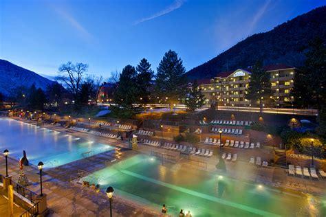 glenwood springs lodge pool and spa glenwood