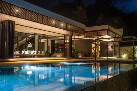 thailand home design news sicart aand smith architects design malouna villas a