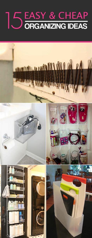 cheap organization ideas 17 best ideas about space saving bedroom on pinterest
