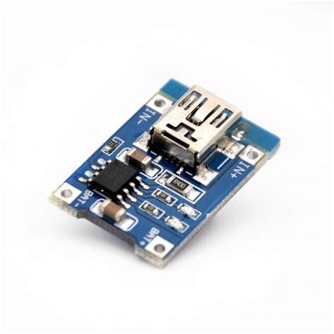 Tp4056 Li Ion Usb Charge 5v 1a li battery mini usb charger module li ion led charging board tp4056 electronics co