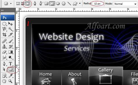 layout do photoshop web site design tutorial black layout for website create