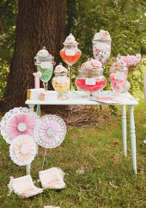 vintage backyard party vintage whimsical pastel summer garden party