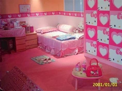 desain kamar hello kitty terbaru inilah desain kamar tidur terbaru bertema hello kitty yang