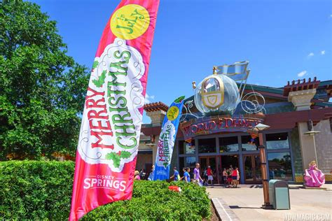 christmas in july photos christmas in july at disney springs