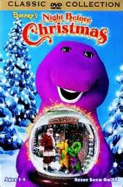 Barney s night before christmas 1999 rotten tomatoes