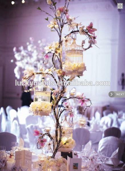 Fashionable Wholesale Wedding Centerpiece Wedding Bird Birdcage Centerpieces Wholesale