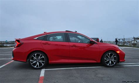 2017 honda civic sedan 2017 honda civic si sedan 3